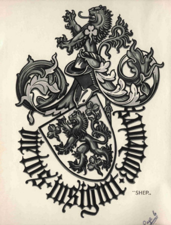 Crawford Family Crest. _ Family Crest